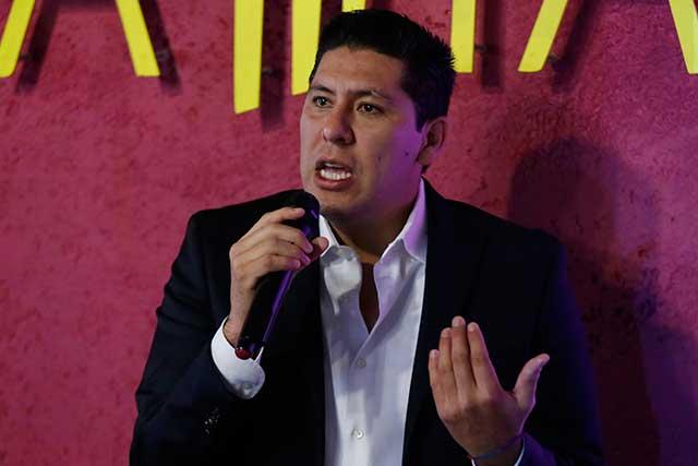 Ahora Francisco Ramos quiere la dirigencia estatal del PRI