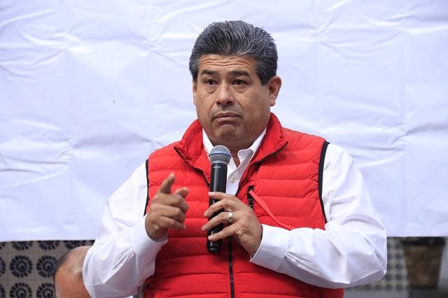 Buscará PRI fondo de arranque para presidentes municipales: Casique