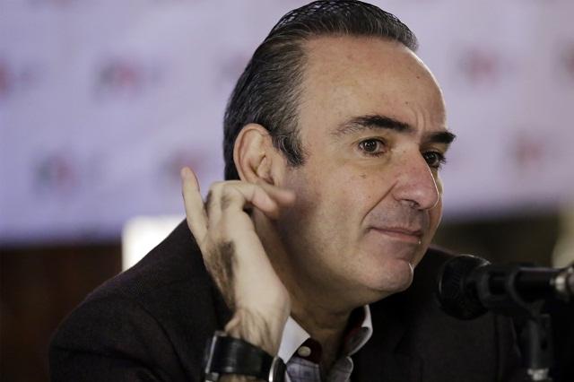 PRI sí denunció promoción de RMV, refuta Estefan a Deloya
