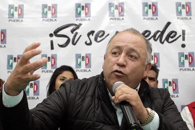 INE investiga desvíos por 8 mdp en el PRI Puebla