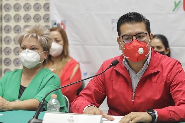 Elegirá el PRI su dirigencia en Puebla el 12 de septiembre