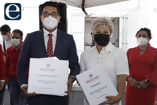 Néstor Camarillo, candidato único a dirigir el PRI estatal