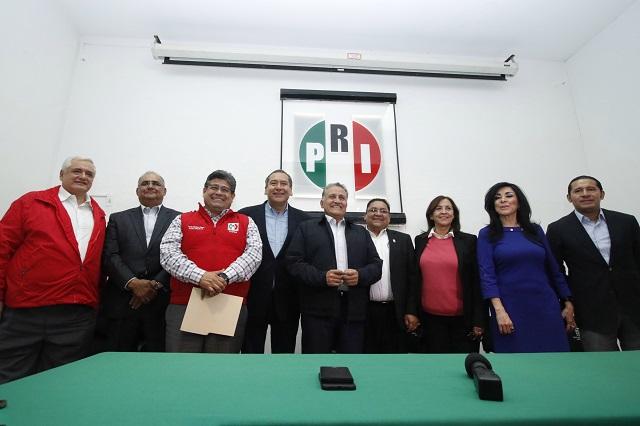 Doger no está descartado para buscar candidatura en Puebla: CEN