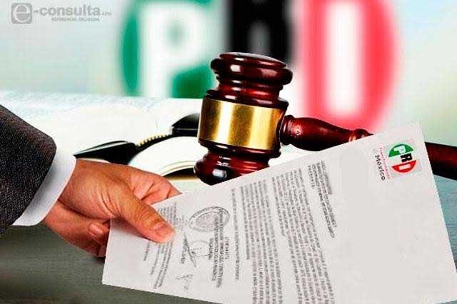 Lamenta el PRI criterios del INE para no bajar spots contra Alcalá