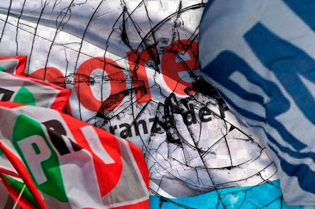 Malos gobiernos serán el verdugo de Morena, dicen PAN y PRI