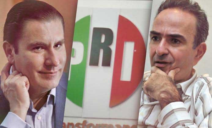 PRI sí negoció para aprobar la cuenta pública de RMV, reconoce Estefan