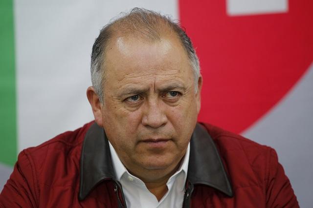 PRI inicia proceso de expulsión de Javier López Zavala