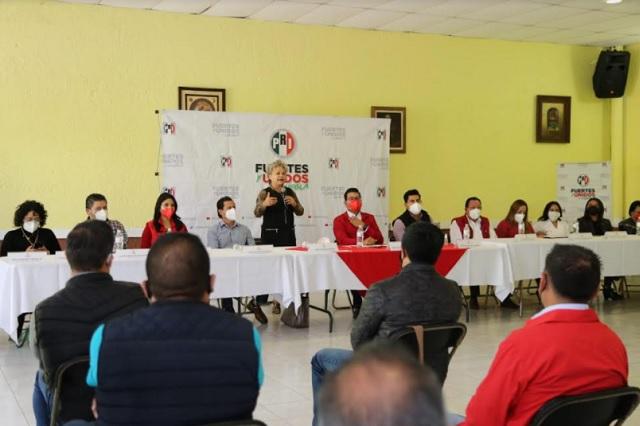 Fracasó izquierda de AMLO; Puebla ve de regreso al PRI: Camarillo