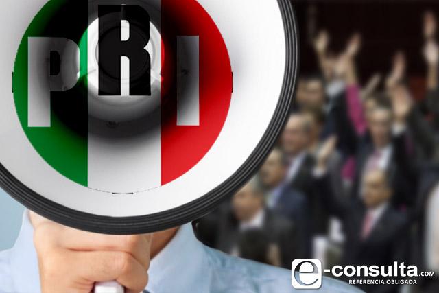 Por dedazo define PRI a sus 15 suplentes a diputados federales