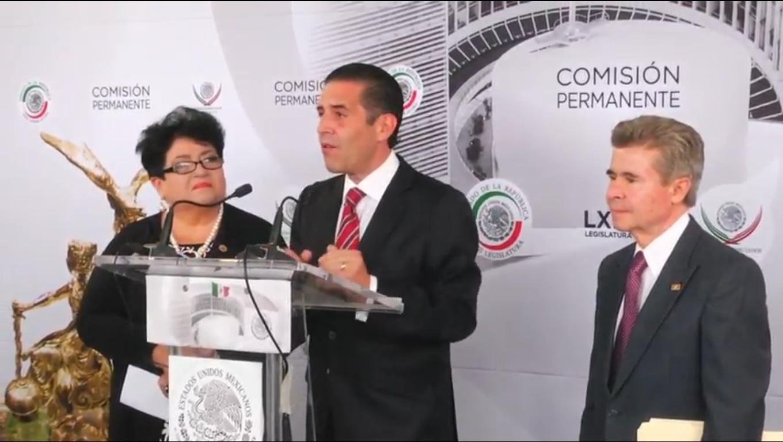 PRI solicita a PGR avances en la investigación contra Ricardo Anaya