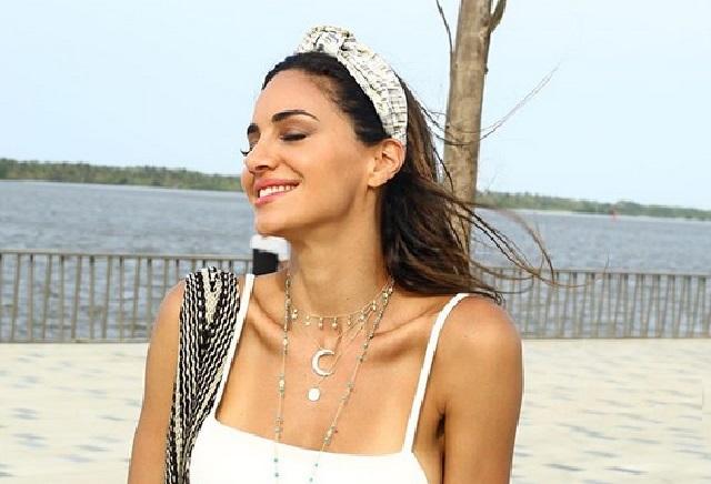 Ella es Valerie Domínguez, la guapa prima de Shakira