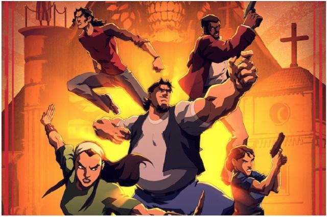Llega el primer anime mexicano