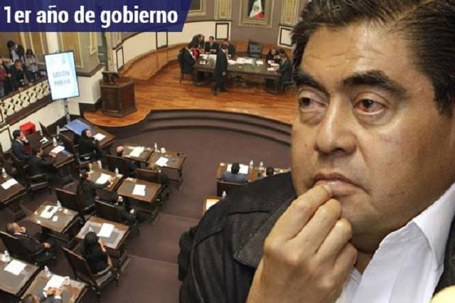 El Congreso legisla para Barbosa en su primer año de gobierno