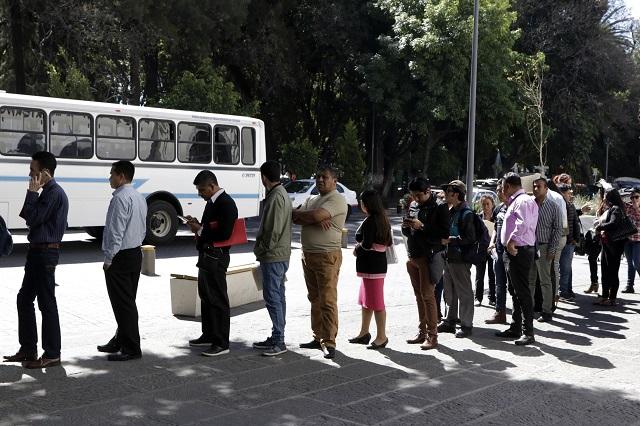 Puebla, abajo de la media nacional en tasa de desempleo: Inegi