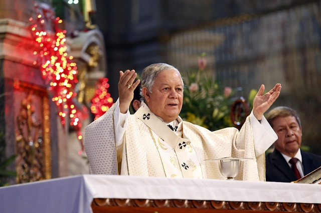 Evolución favorable de arzobispo tras intervención quirúrgica