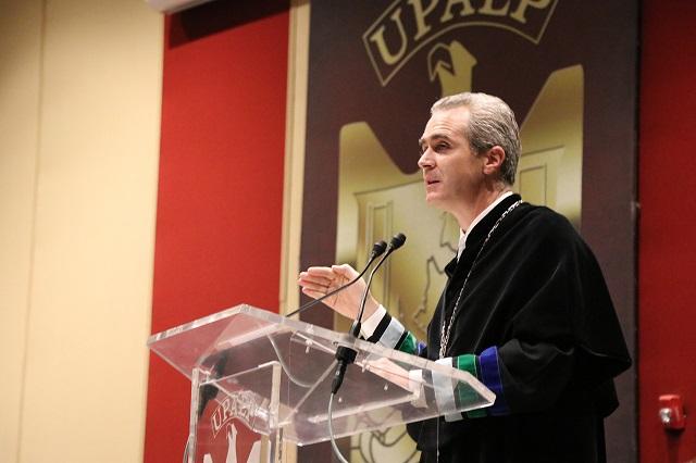 UPAEP, misión universitaria vigente ante los nuevos retos