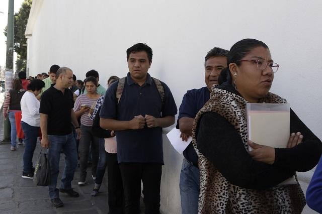 Abren Feria del empleo para el sector turístico de Puebla
