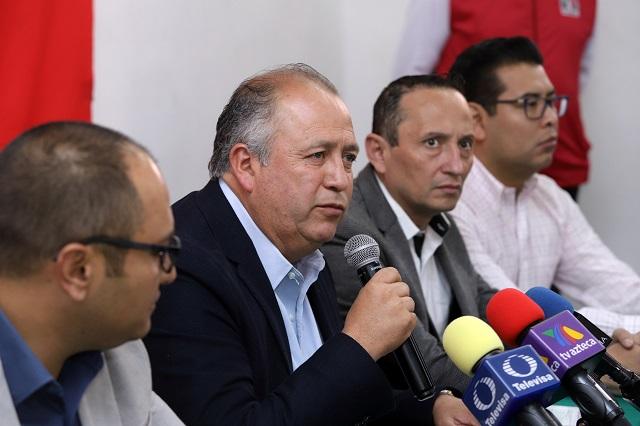 PRI va por expulsión de López Zavala, Soto, Marín y 35 más