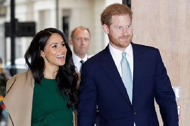 Video: El príncipe Harry cautivó las redes por un gesto atento a Meghan