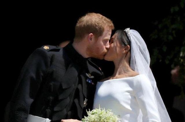 Detalle a detalle, la ceremonia matrimonial de Meghan y Harry