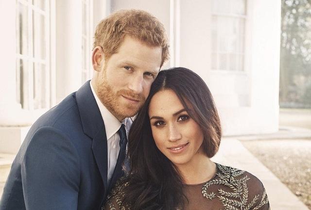 El Príncipe Carlos será quien lleve a Meghan Markle al altar este sábado
