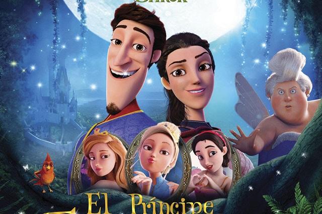 Estos son los personajes de El Príncipe Encantador