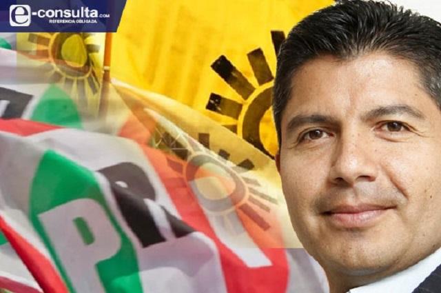 Oficial: PRI y PRD van con Rivera Pérez por alcaldía de Puebla