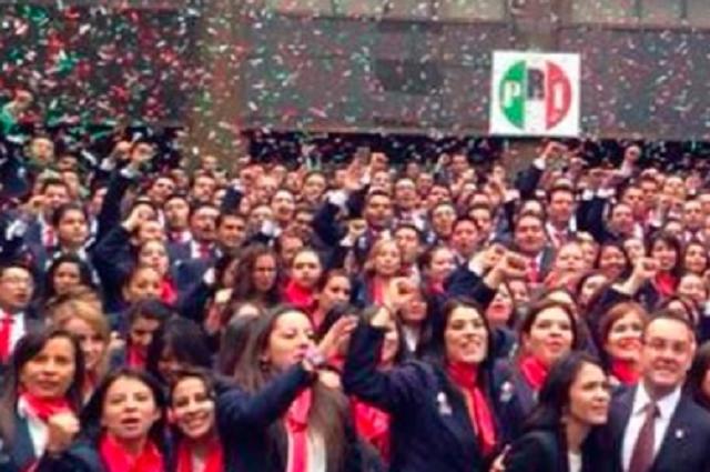 Inicia este sábado la escuela de cuadros del PRI, en Puebla