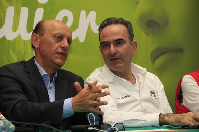 Por tramposas atacará el PRI las candidaturas comunes en Puebla