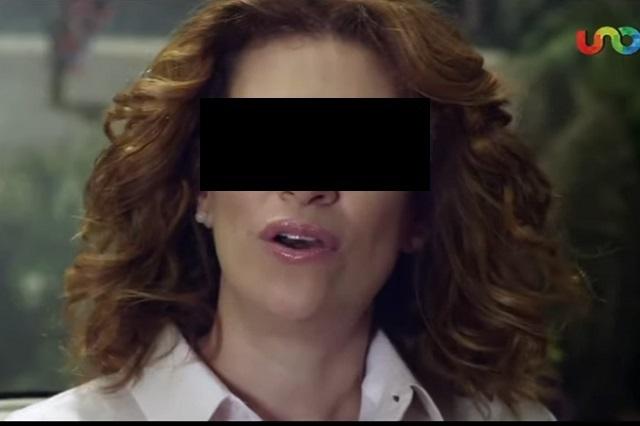 ¿Cuántos años puede alcanzar Karime Macías en prisión?