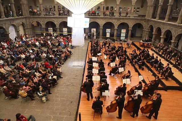 Rentar museos de Puebla para eventos privados generó 4 mdp