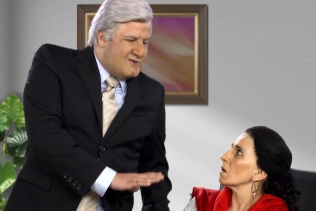 Andrés Manuel quiere conocer al actor que lo imita