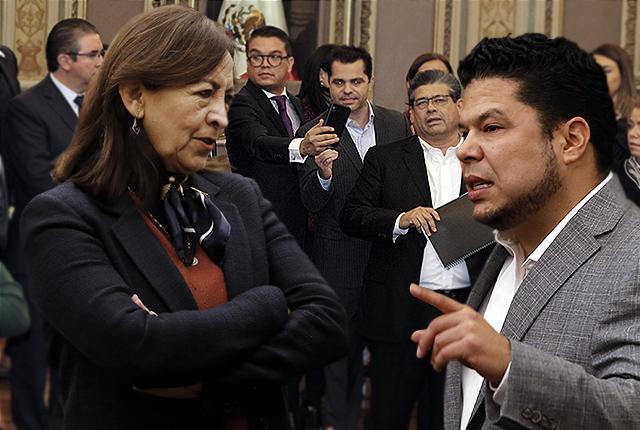 Biestro no frenará críticas de José Juan y PRI advierte más protestas