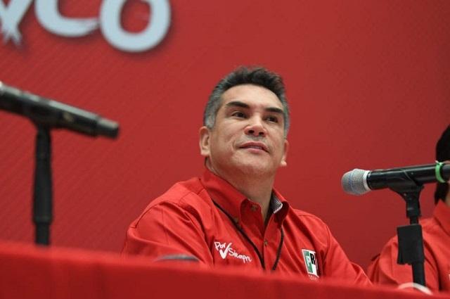 La mejor oposición es la que está construyendo el PRI: Moreno