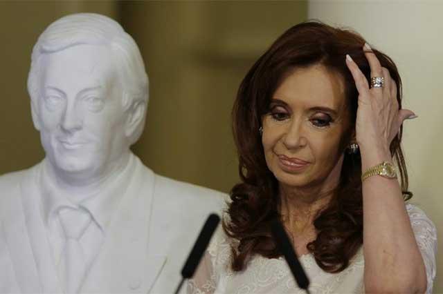 La expresidenta Cristina Fernández irá a juicio por asociación ilícita