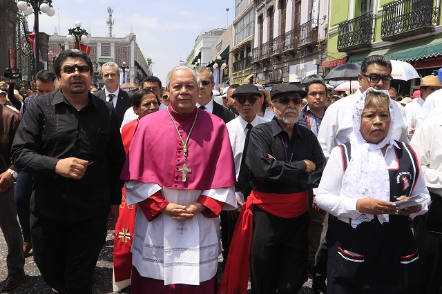 Tendrán poblanos Semana Santa on line, informa la Arquidiócesis
