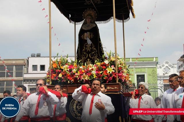 La Procesión de Viernes Santoen Puebla será de manera virtual