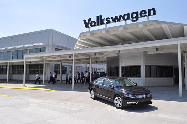 Va VW a paro de actividades en la tercera semana de julio