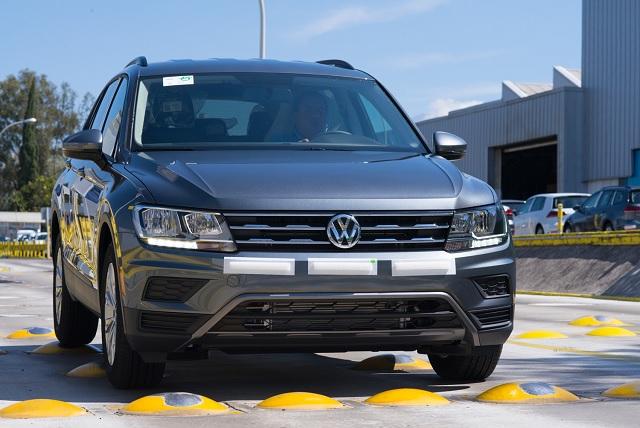 Volkswagen de México mantiene crecimiento en su producción
