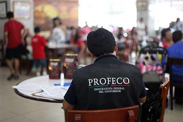 Por caso de Covid-19 cierran oficina de Profeco en Puebla