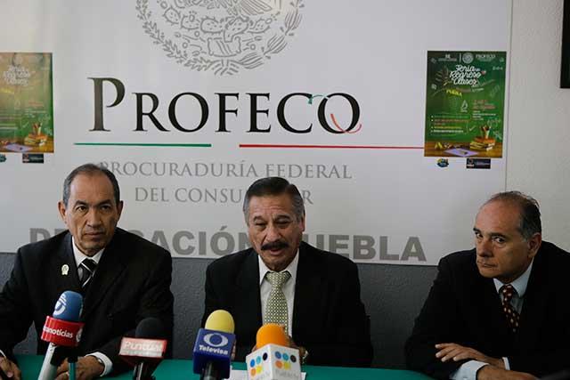 Profeco anuncia Feria de Regreso a Clases en Puebla
