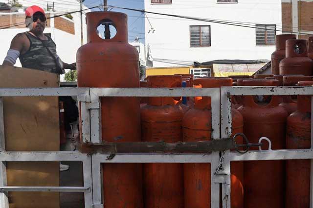 Profeco: gaseros respetan precios de gas LP