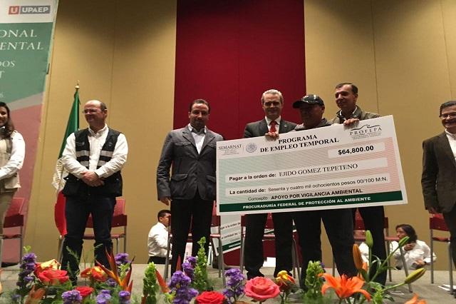 Dan certificados de Industria Limpia y Calidad Ambiental a empresas de Puebla