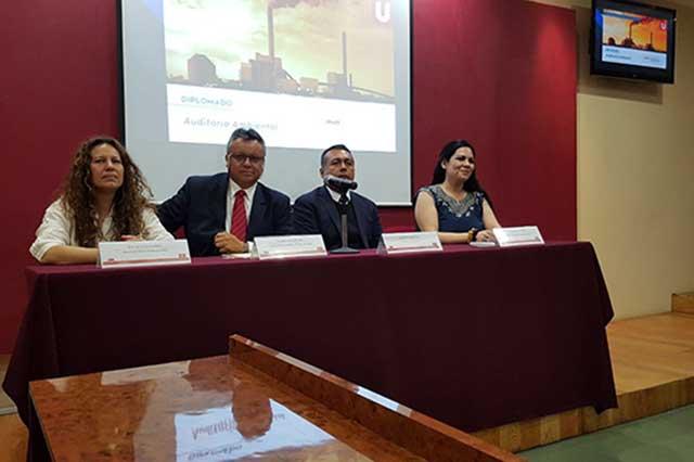 Participa Profepa en conclusión de diplomado de auditoria ambiental