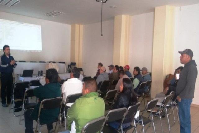 Capacita Profepa a municipios en normatividad forestal