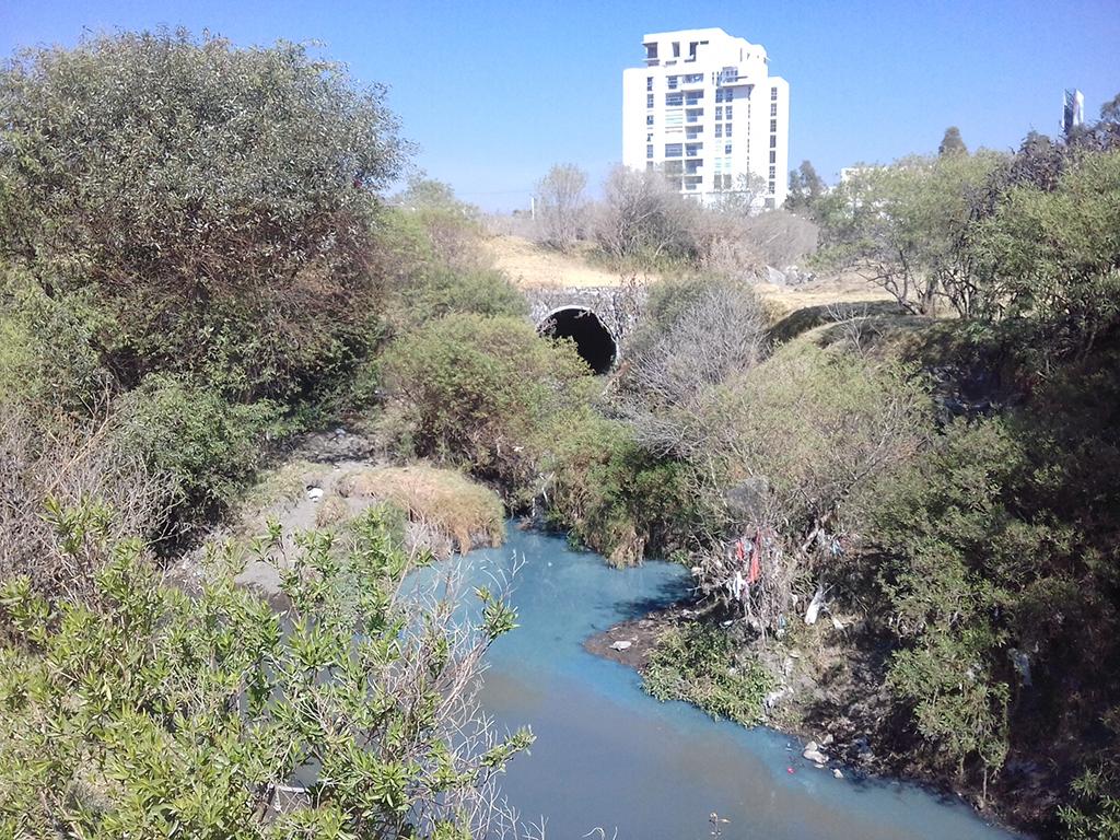 Profepa ha clausurado 8 empresas por contaminar el río Atoyac