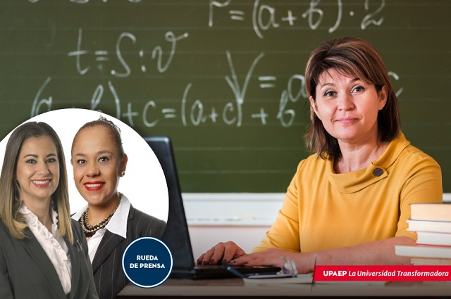 Destaca Upaep labor de docentes durante la pandemia  por Covid