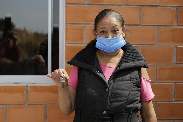 Son dueñas de su propio hogar 3 de cada 10 mujeres en Puebla