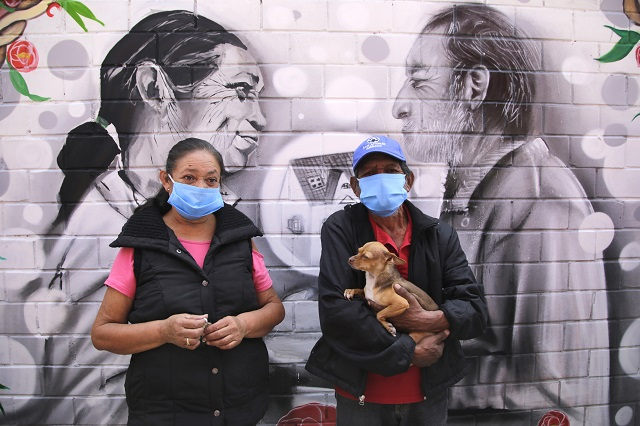 Adelantan pago de programas de la Secretaría de Bienestar en Puebla