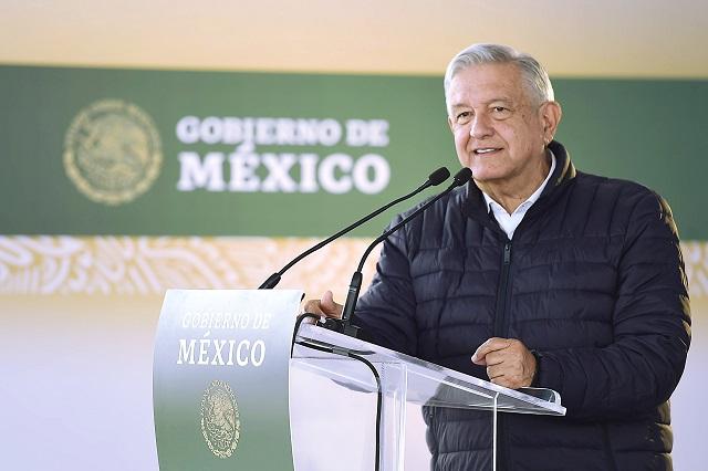 AMLO viene a Puebla para revisar programas sociales